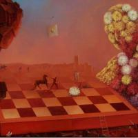 Chess Surrealism