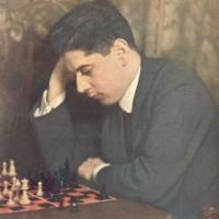 When the Chess Machine was a human: Capablanca v. weak square = 1-0