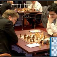 Kramnik - Shirov, Memorial Tal 2010