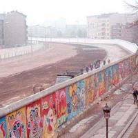 The Berlin Wall at the London Classic