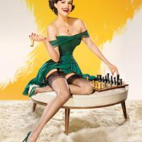 The Best Celebrity Chessplayer. Part Two.