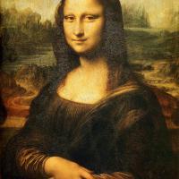 Personal Mona Lisa of GM Klaus Bischoff