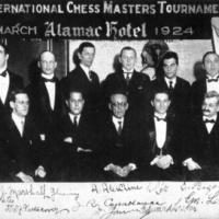 Great Tournaments of the Past- New York 1924