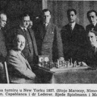 Great Tournaments of the Past: New York 1927