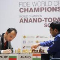 Anand's Lasker Defence against Topalov