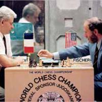 Fischer - Spassky 1992