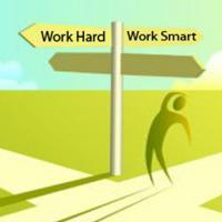 Work Hard or Work Smart?