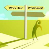 Work Hard or Work Smart?