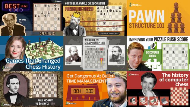 Chess.com Video Guide