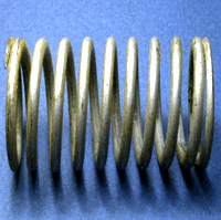 Coiled Spring