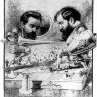 Attack and Defense from Steinitz and Chigorin