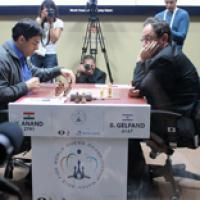 Anand-Gelfand in Moscow