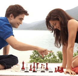 """Should your """"better half"""" play chess?"""