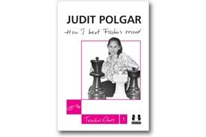 "Book Review: ""How I Beat Fischer's Record"" - by GM Judit Polgar!"