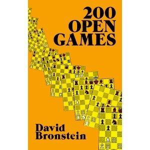 """200 Open Games"" by David Bronstein"