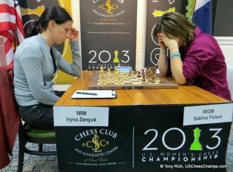 Personal Experience at the U.S. Women's Championship. Part 3.
