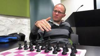 "GM Kraai Releases ""Lisa: A Chess Novel"""