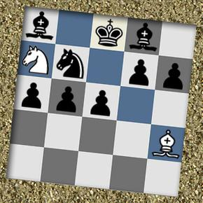 Tactical Patterns Everyone Should Know: Semi-Smothered Mate