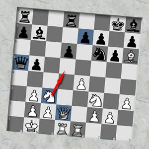 Tactical Patterns Everyone Should Know: The Queen's Duel