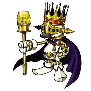 La actividad del rey