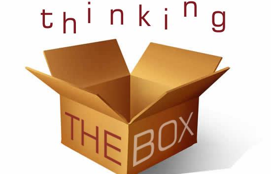 5 Effective Ways To Think Out Of The Box | Shutterstock
