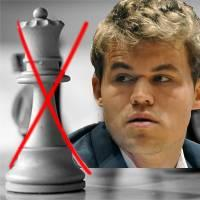 Magnus Carlsen in the Queenless Middlegame