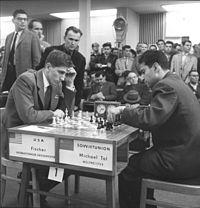 Who's your favorite World champion in chess?