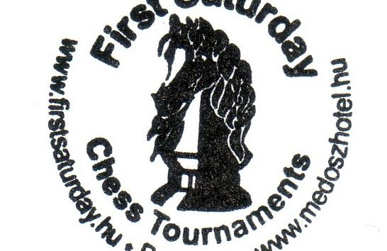 First Saturday Budapest chess tournaments 5th-16th April Budapest