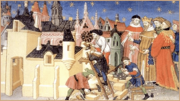 When Castles Attack