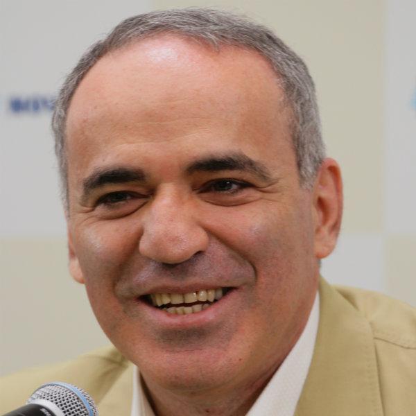 Kasparov's Blitz Recipe