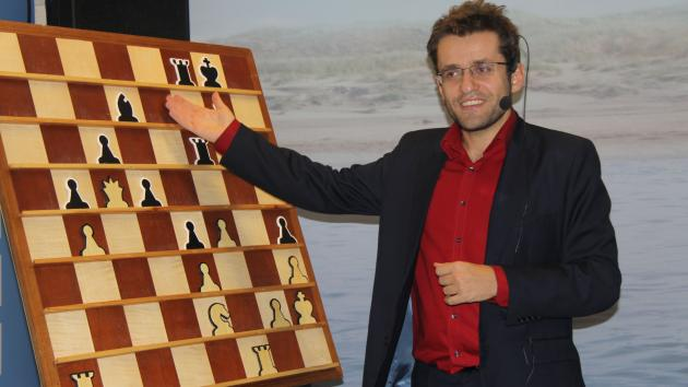 Aronian Headlines 2014 Metropolitan & ACA Summer Chess Camp!