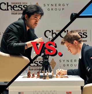 Carlsen vs. Nakamura: the Clash of the Giants