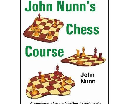 Review: John Nunn's Chess Course