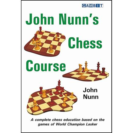 Review: John Nunn's Chess Course