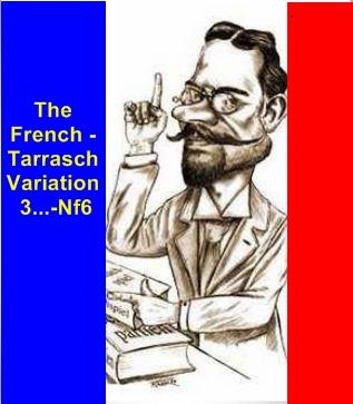 The French - Tarrasch Variation 3...-Nf6