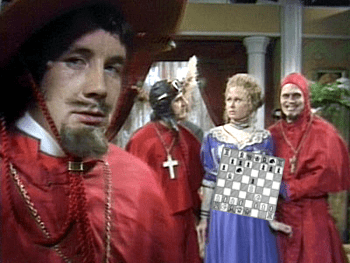 The Great Saint Petersburg Tournament of 1914, Part One: Everyone Expects the Spanish Inquisition