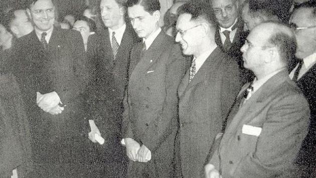 Clash of Champions: the 1948 World Championship Tournament