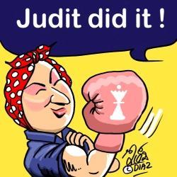 Judit Did It