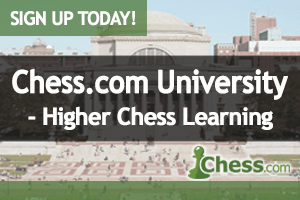 Chess.com University's Online Youth and Novice Chess Camp