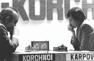 Clash of Champions: Karpov vs. Korchnoi
