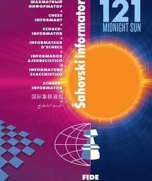 NEW: Chess Informant 121 Midnight Sun