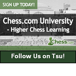 Connect with Chess.com University on Social Media and Make Money!