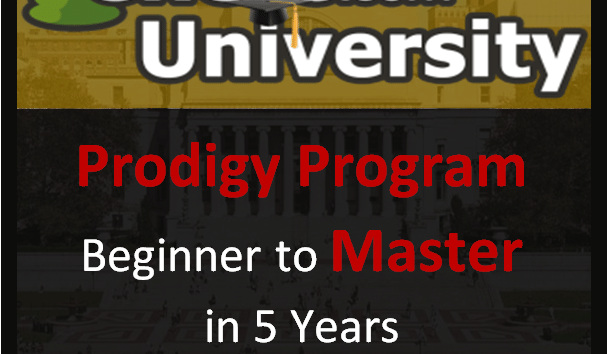 Chess.com University's Prodigy Program - Master Chess At Any Age, Within 5 Years!
