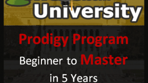 Chess.com University's Prodigy Program - Master Chess At Any Age, Within 5 Years! REGISTRATION NOW O