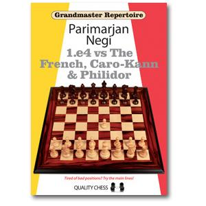 Book review: 1.e4 vs The French, Caro-Kann & Philidor by GM Parimarjan Negi