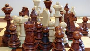 Chess.com University Simul with NM Dane Mattson