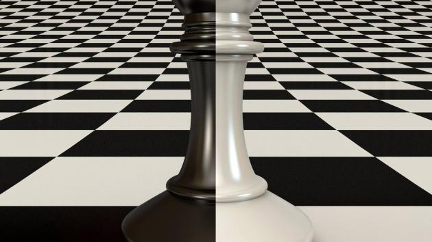 The Amazing Chess Illusion