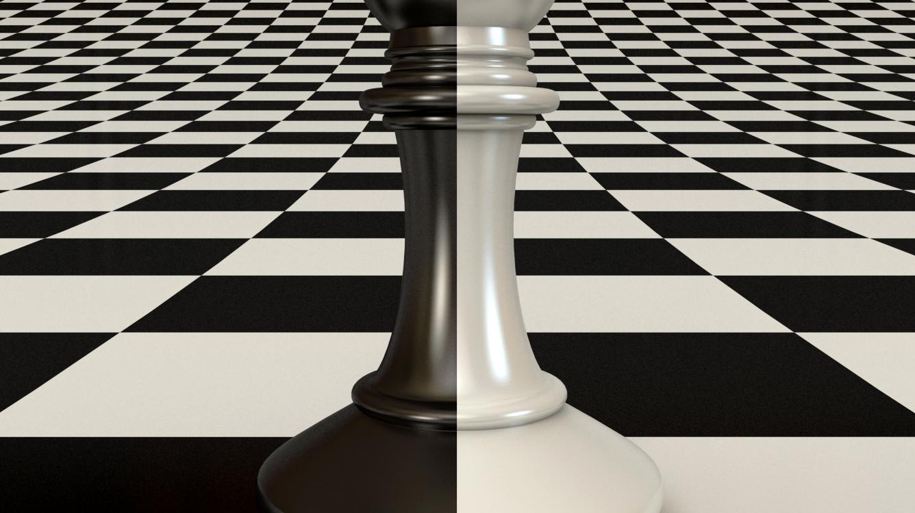 The Amazing Chess Illusion