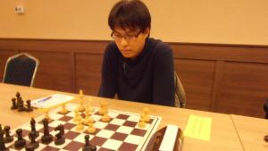 Vietnamese IGM won the First Saturday Budapest November GM-section