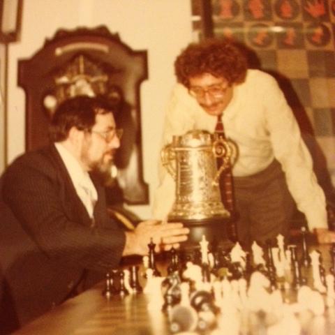 Ryan Wins Pandolfini's Class Chess Tournament